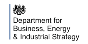 Department Business, Energy & Industrial Strategy